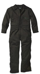 975.31 Insulated Twill Coverall, Waist Zip