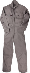 986.04 FR Deluxe Unlined Coverall, Relaxed Fit