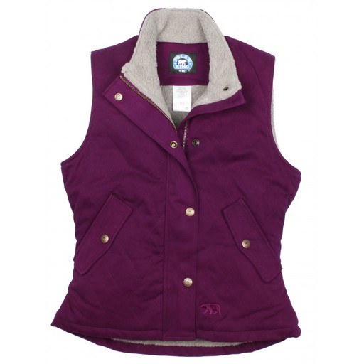 32.61 Berber Lined Quilted Vest