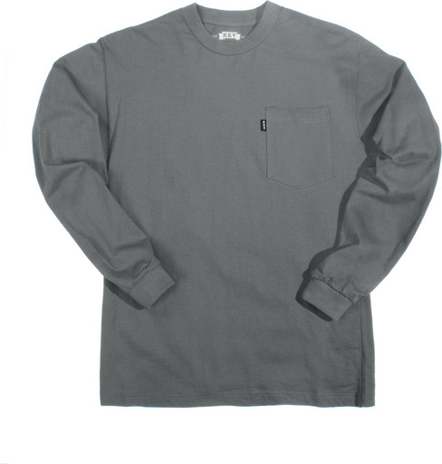860.05 Heavyweight Pocket T-Shirt - Long Sleeve