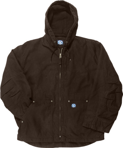 340.27 Premium Hooded Jacket with Teflon Fabric Protector