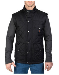 YE292BK9 RUIDOSA - Ranch Quilted Vest